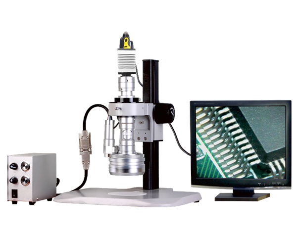Motorized 3D digital microscope