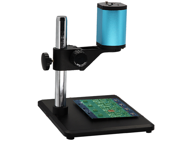 Autofocus large field digital microscope